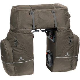 VAUDE Karakorum Pannier Set 3 Pieces coconut